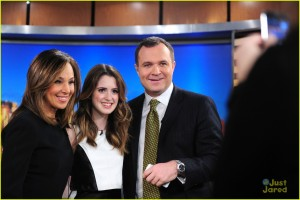 Austin And Ally star Laura Marano on Fox 5s Good Day New York
