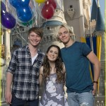 Stars of Disney ChannelÕsÊÒAustin and AllyÓ Kick Off Coolest Summer Ever at Walt Disney World Resort